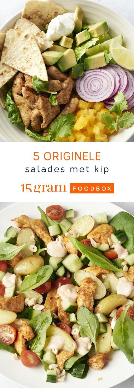12 salades parfaites pour accompagner un barbecue | Salade