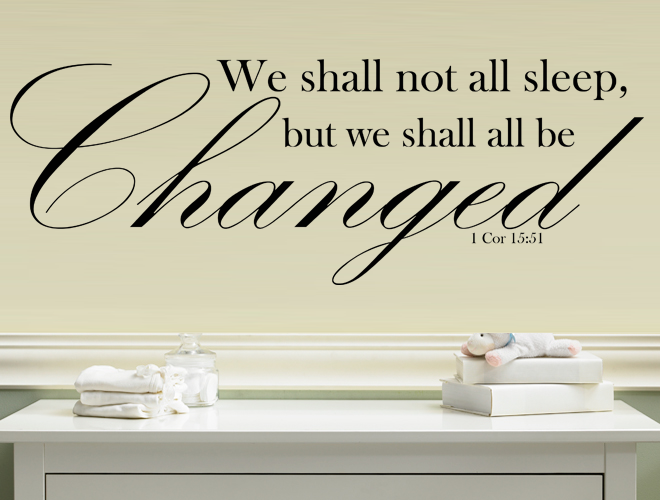 Wall Decals And Quotes Baby Church Nursery Decor