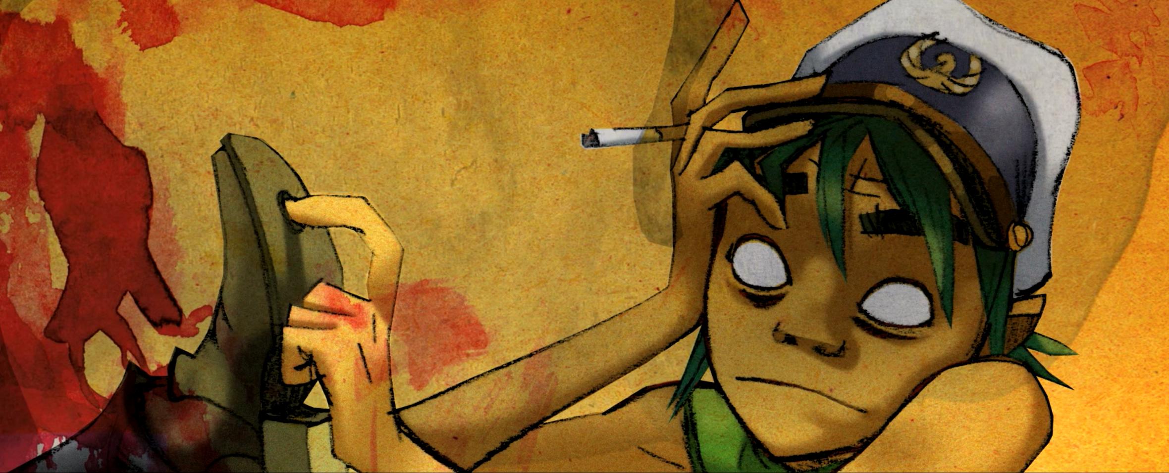 empire ants  gorillaz  Dibujos Diseo de personajes Graffitis