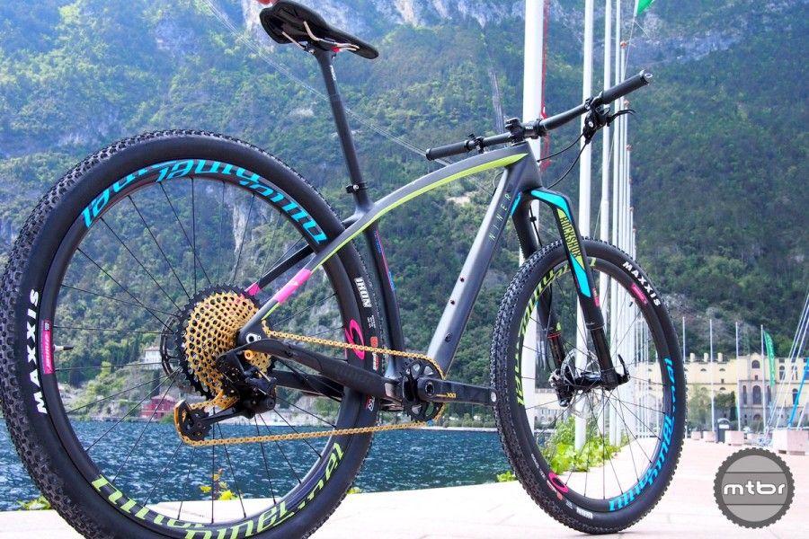 Niner AIR 9 RDO Frame Profile Bicycle, Air, Mtb