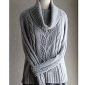 Ravelry: Milkweed pullover pattern by Carol Sunday
