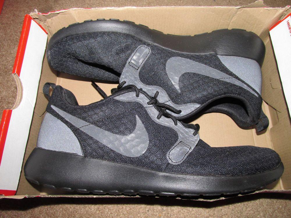 Nike Roshe One Hyperfuse Triple Black