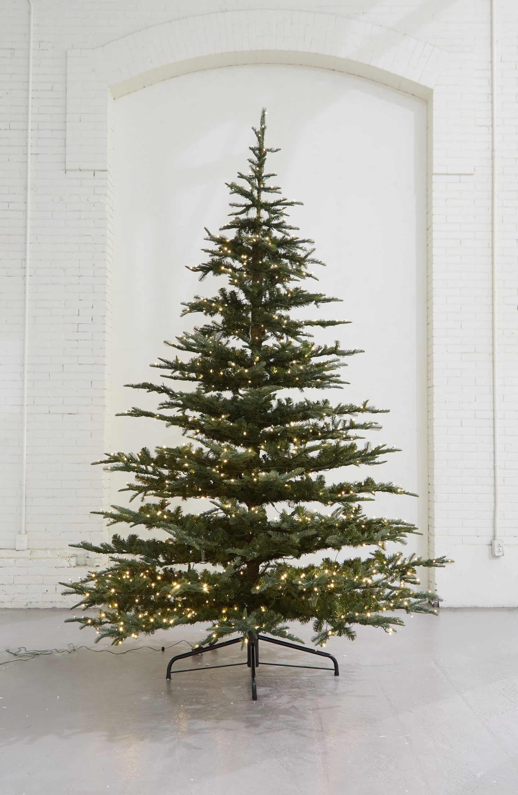 Terrain Pre Lit Noble Fir Tree | Nordstrom#fir #noble #nordstrom