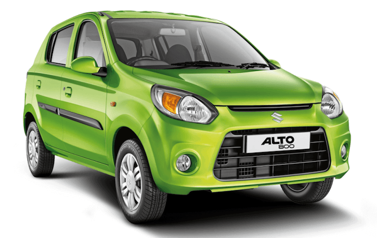Cars under 8 lakhs Maruti Alto Rs 2.87 lakh to Toyota