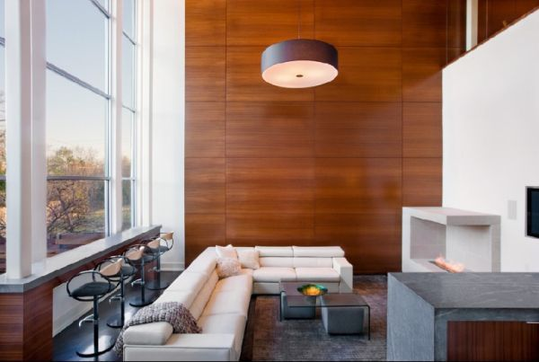 Choose Wood Accent Walls For A Warm And Eye Catching Decor