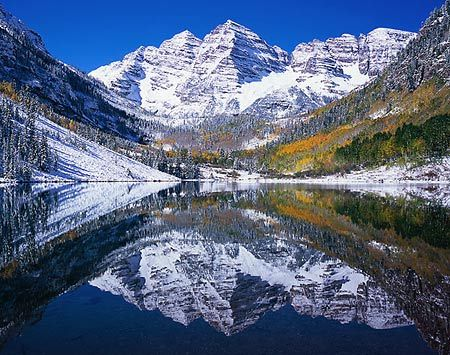 Maroon Bells, Maroon Creek Road, Colorado | Adventures in