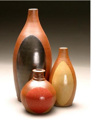 Gary C Hatcher Pine Mills Pottery Ceramic Pottery Ceramics Pottery
