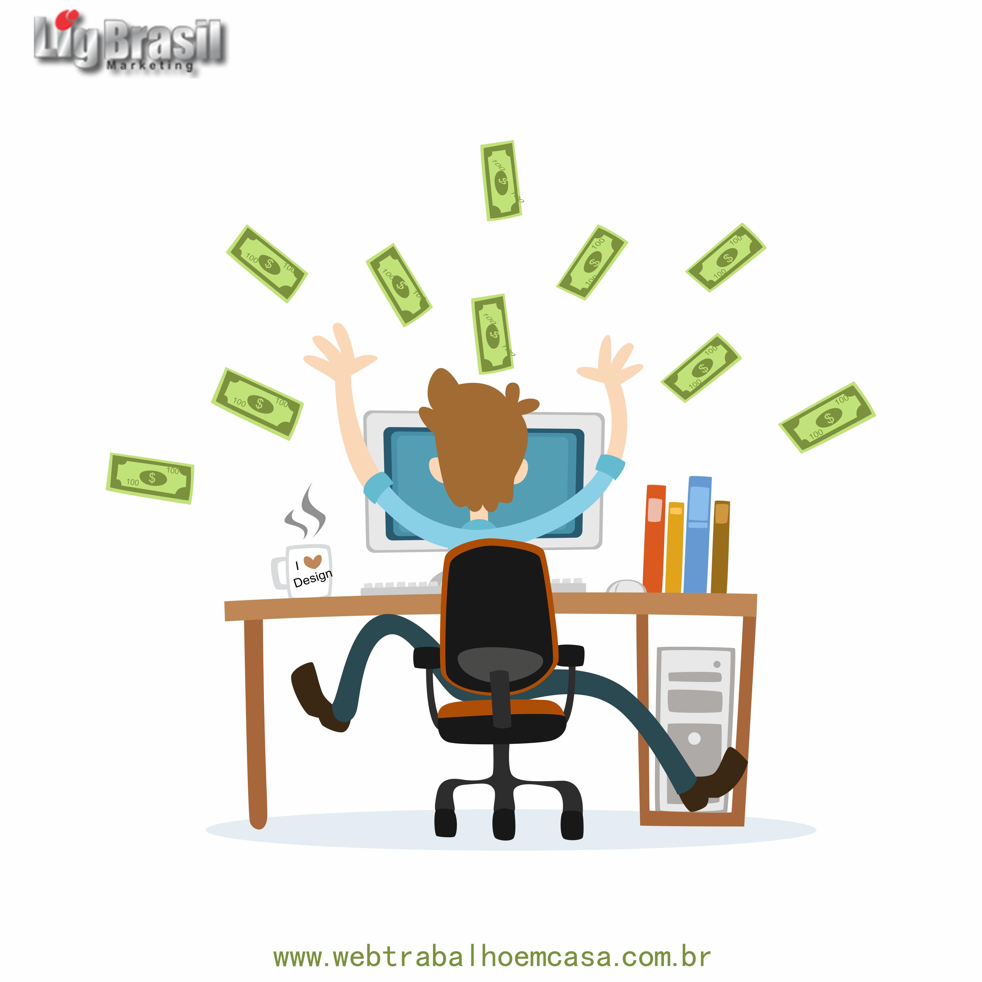 Web Trabalho em Casa - Ganhe uma renda extra ;)  Saiba mais em http://webtrabalhoemcasa.com.br/