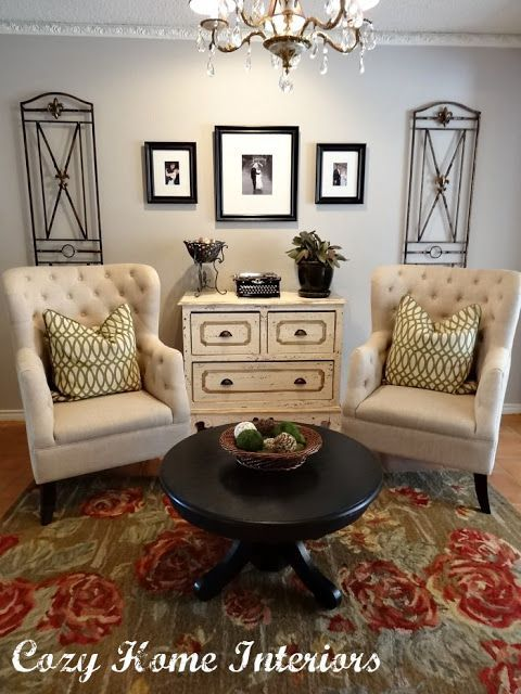 A Dining Room Design He Will Surely Love Small Sitting Rooms