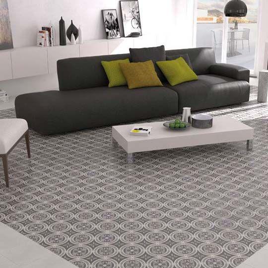 Floor Tile Decor Fair Vintage Grey Classic Décor Is A Matt Porcelain Floor Tile With A Review