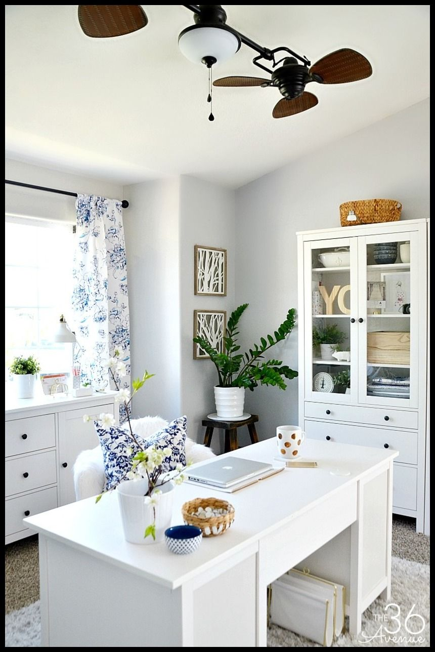 Home Office ] Creating a Home Office With Limited Space ** For more ...