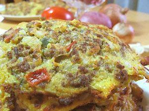 Ground Beef Omelet Recipe Panlasang Pinoy Meaty Recipes Recipe Omlet Recipes Recipes Healthy Homemade Recipes