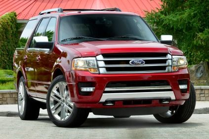 Ford Expedition Review Research New Amp Used Ford Expedition