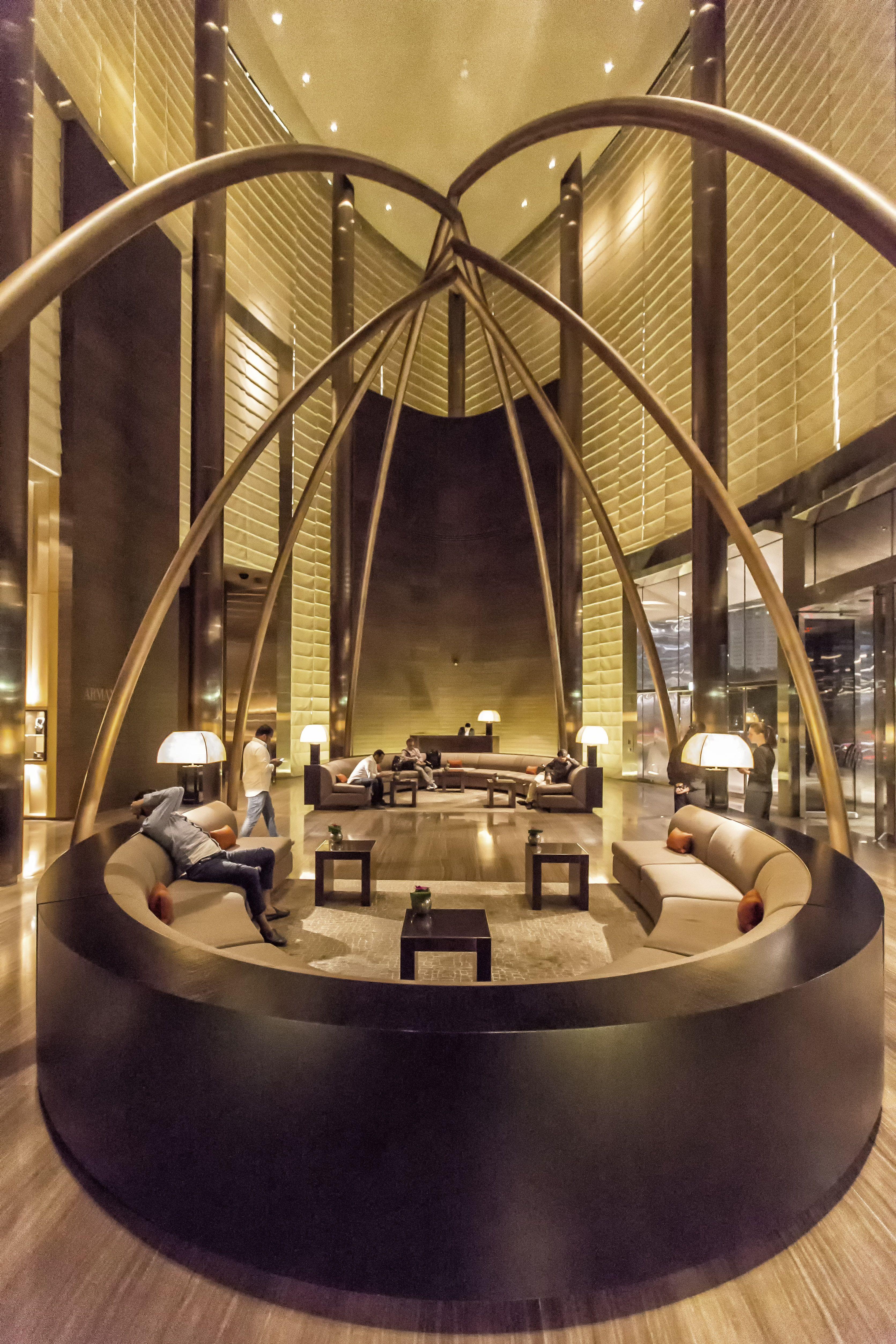 Armani Hotel Dubai Seafood Market Restaurant Pinterest