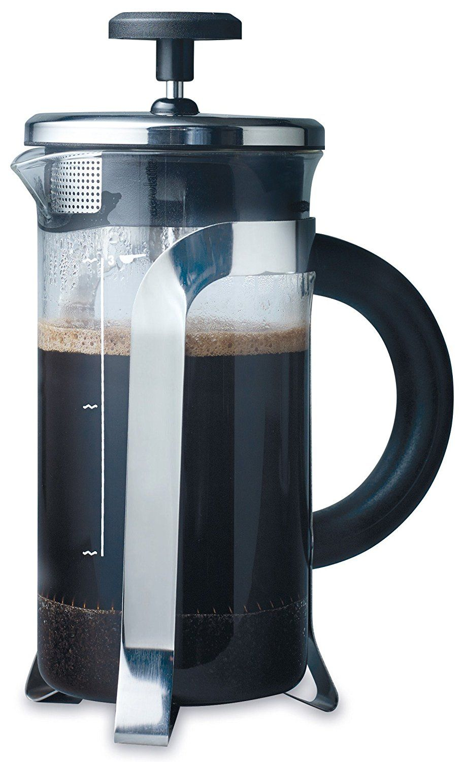 aerolatte 3Cup French Press Coffee Maker, 12Ounce