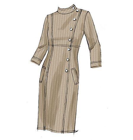 V8828   Misses' Dress   View All   Vogue Patterns