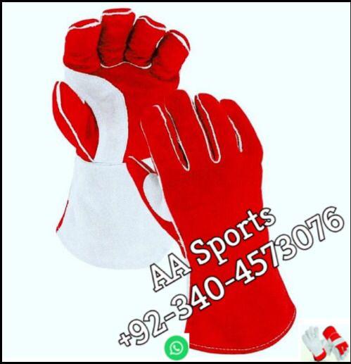 pure Cow welding gloves +92 340 4573076 whatsapp