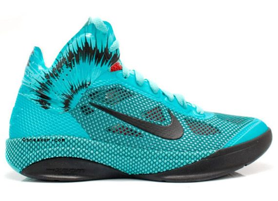 girls basketball Chaussure nike picture Nike Hyperfuse basketball