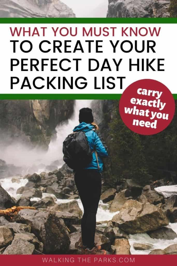 Photo of What to Pack For a Day Hike: The Ultimate Hiking Packing List – Walking The Parks