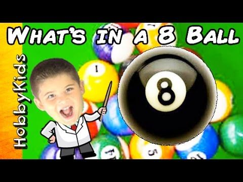 What s Inside an 8 Ball  Pool Table Surprise! Science Lab Toy Billiard F.. 628abd12e0b7