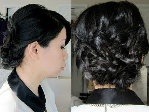 Quick Easy 3 In 1 Braided Hairstyle Tutorial For Work School Or Night Out Youtube Braided Hairstyles Tutorials Braided Hairstyles Quick Braided Hairstyles