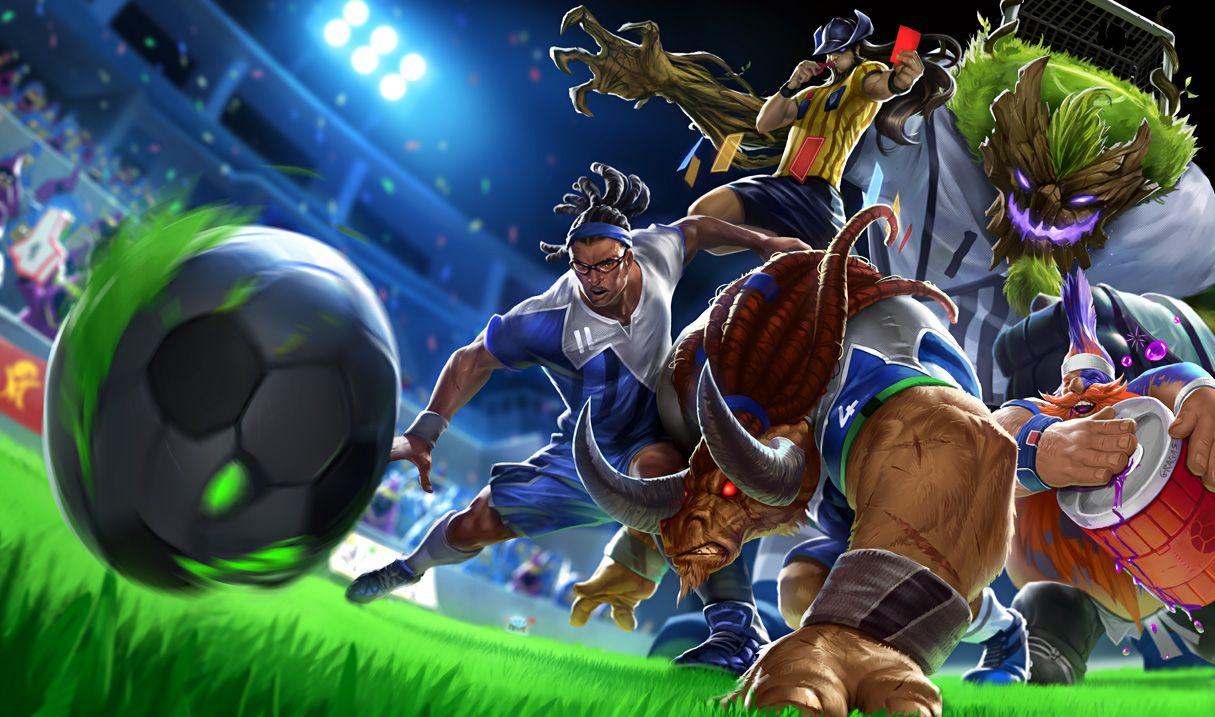 Maokai In 2020 Legends Football League Of Legends Characters League Of Legends
