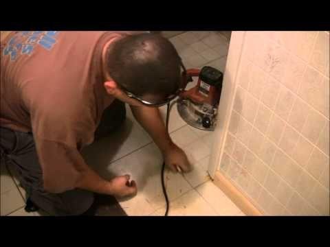 Video Set On Wet Setting Under Backer Board For Leveling Floor Leveling Floor Backer Board Tiles