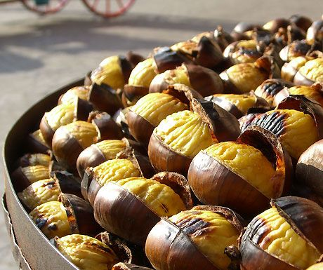 Take a bite of rustic France at the annual Mourjou Chestnut Festival  http://www.aluxurytravelblog.com/2012/10/12/take-a-bite-of-rustic-france-at-the-annual-mourjou-chestnut-festival/