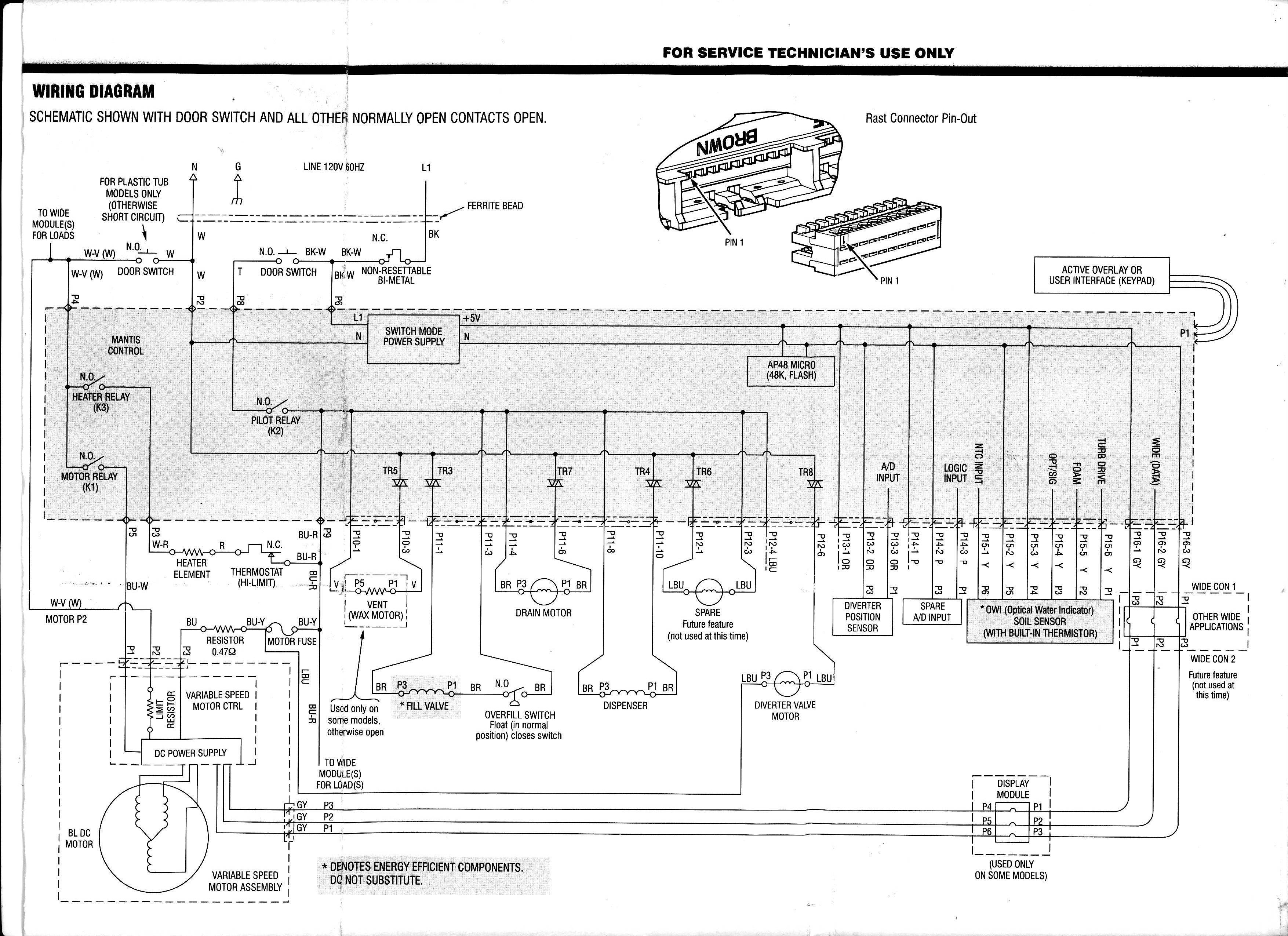 kenmore dishwasher wiring diagram and wiring diagram new | diagram, washing  machine motor, wire  pinterest