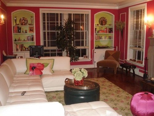 Living room PINK-A-LICIOUS Pinterest Living rooms, Room and