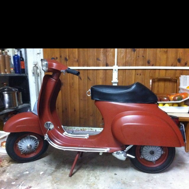 For Sale Special 50 Italian 1977 Vespa Totally Restored 100 Vespa Vintage Vespa Motos Segunda Mano