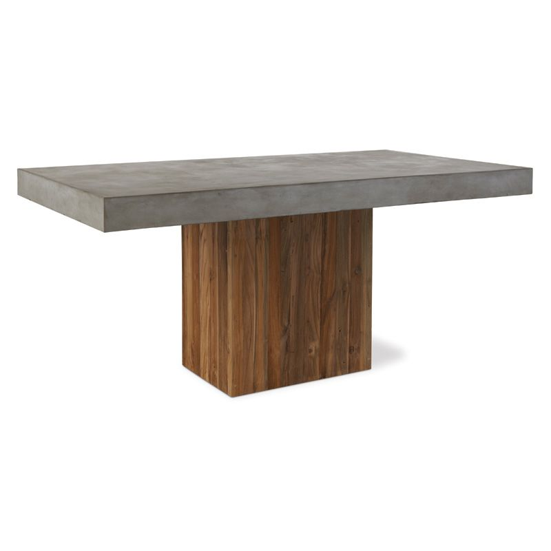 Sparta Dining Table Concrete Dining Table Dining Table