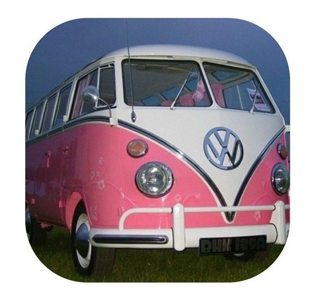 Pink and white combi