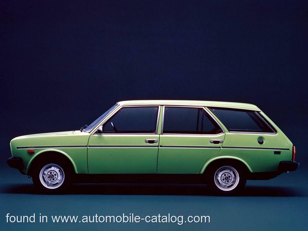 Fiat 131 Mirafiori Familiare 1600 Special Automatic 1974 With