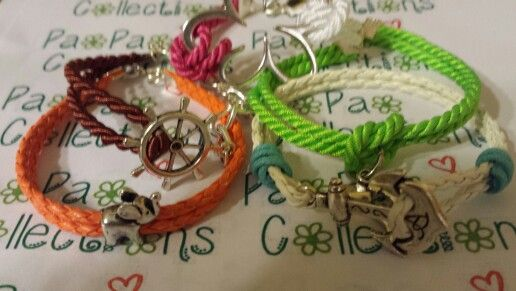 Summer colors handmade