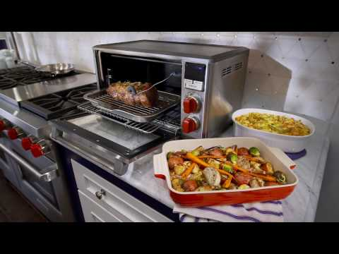 Wolf Recently Introduced A New Version Of Its Countertop Oven The