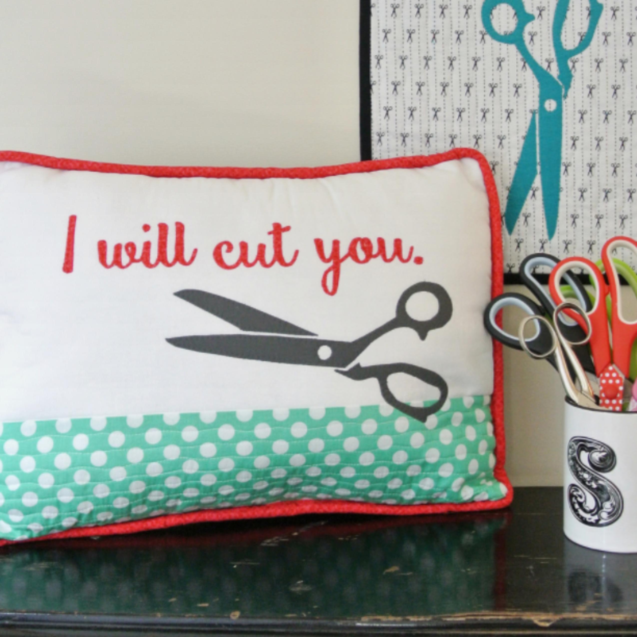 Are You Shearious?   #cut #Iwillcutyou #scissors