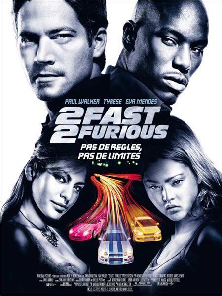 2 Fast 2 Furious Affiche Film Film Culte Francais Films Gratuits En Ligne