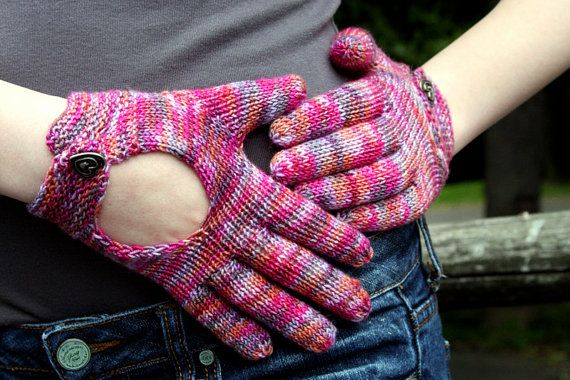 Hand Knit Pattern Driving Gloves Knitting Pattern By Vanessaewing