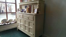 Buffet-Sideboard-Vintage-Charm-Dresser-Cabinet-Shabby-Chic-Style