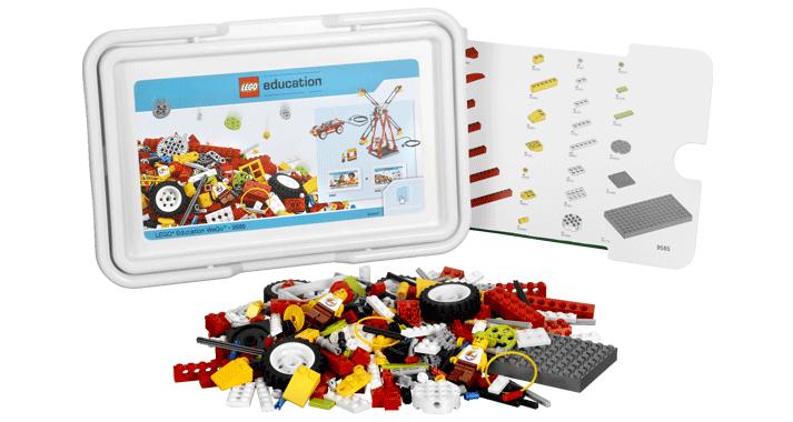 LEGO com Education 9585 - LEGO® Education WeDo Resource Set