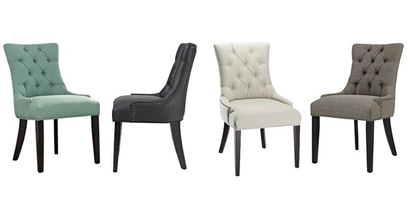 Dining chairs are durable lightweight affordable and can be used