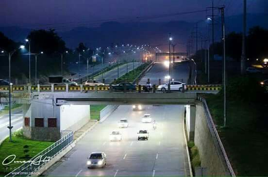 Once you live in Islamabad. No other city is Good Enough.