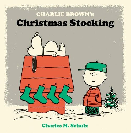 Charlie Brown's Christmas Stocking n
