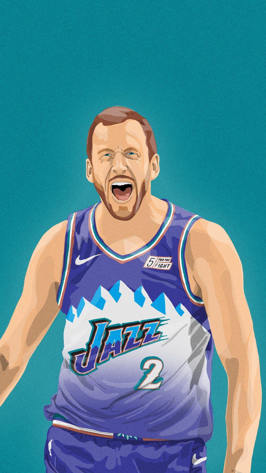 Twitter Utah Jazz Basketball Players Nba Nba Pictures
