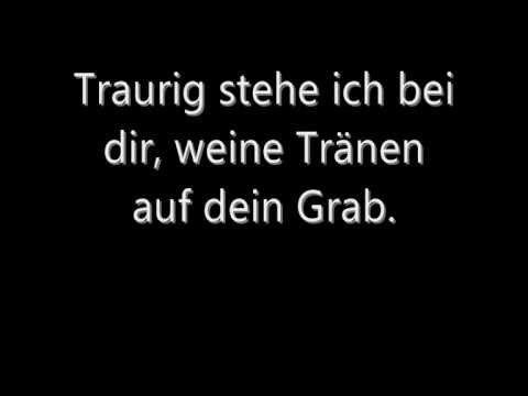 Schwarzer Engel - Wiegenlied (Totgeboren) [Lyrics]