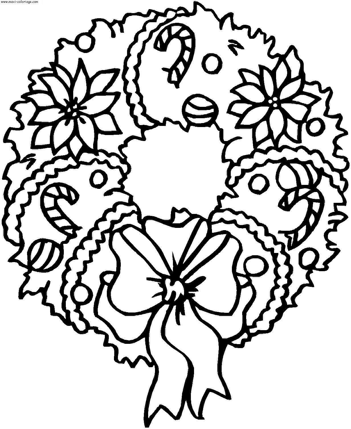 coloriage noel imprimer pour les enfants cp19501 - Coloriage Noel