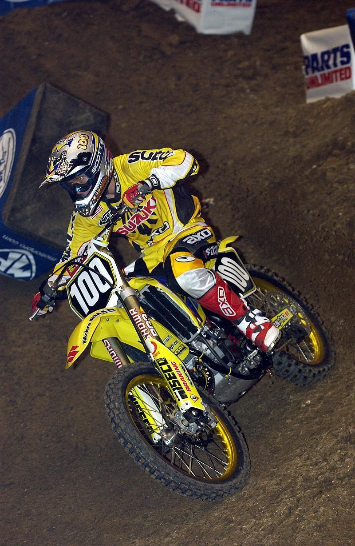 Buddy Antunez Dirt Bike Racing Off Road Racing Motocross