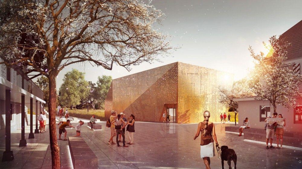 Planetario, Centro de Eco Turismo y Ciencias / JB Ferrari & Associates