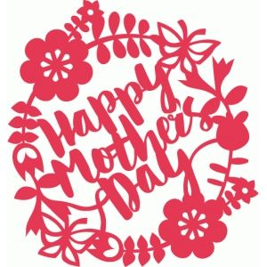 Download Silhouette Design Store - View Design #78086: happy mother ...